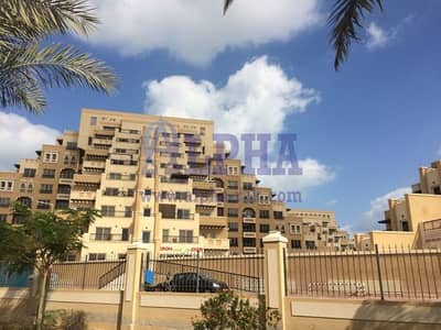 Huge Balcony |1 BR |Unfurnished | Kahraman Bldg.| Al Marjan
