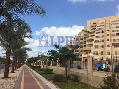 1 Bedroom Flat for Sale in Al Marjan Island, Ras Al Khaimah - Huge Balcony |1 BR |Unfurnished | Kahraman Bldg.| Al Marjan