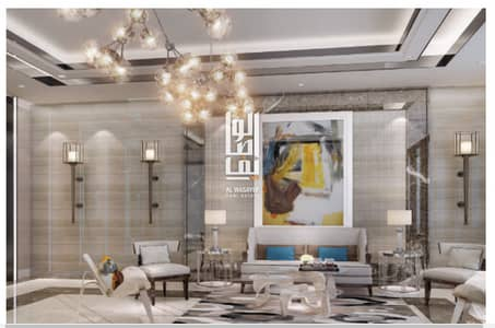 Apartments for sale  installments  10 years in dubai south