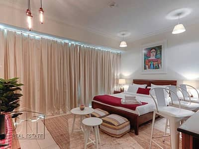 Immaculate Fully Furnished Studio High Floor