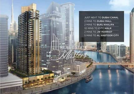 Amazing Apartments directly on Dubai Water Canal