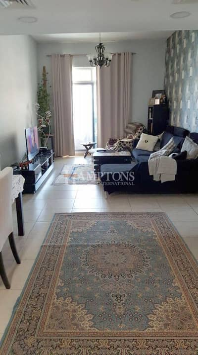 Large 1BR in Silicon Oasis   Rented