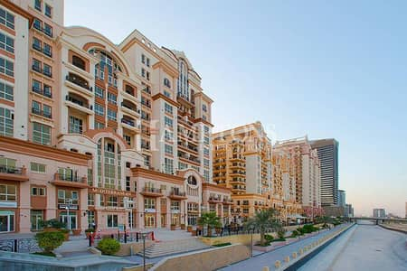 Spanish Tower - 1BR Canal Residences