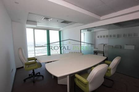 Motivated Seller |BEST PRICE in Churcill Tower|Office for Sale