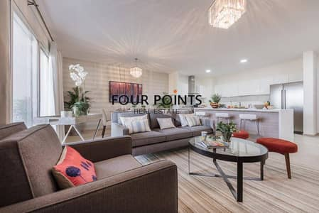 2% DLD Waver Luxury 2 Bedroom Apartment in Jumeirah Golf Estate