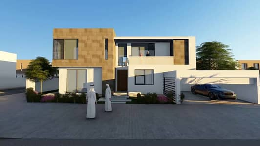 Own Independent Villa 4 Bhk plus maid plus majlis In Sharja , Only 1.9 million