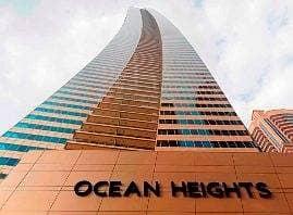 Sea View |3 Bedroom Unit |Ocean Heights