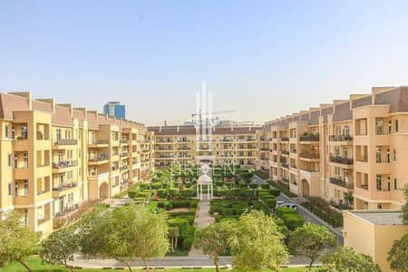 2 Bedroom Apartment for Sale in Motor City, Dubai - Bright and Large 2 BR Apt. | Garden View