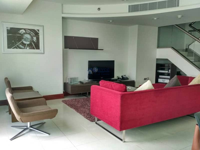 2 Furnished Luxuary 4Br Duplex Apartment for SALE in Jumeirah Living