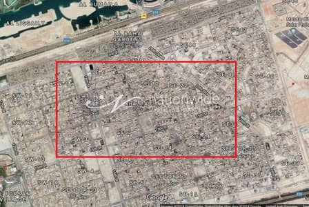 Plot for Sale in Khalifa City A, Abu Dhabi - Corner! Residential Land for Sale in KCA