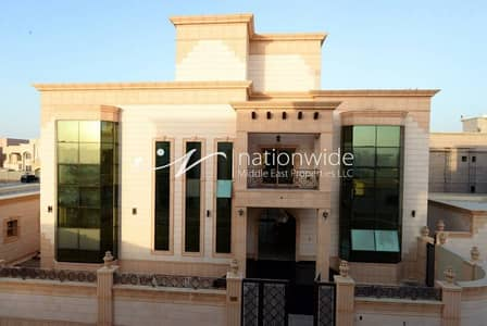 Hottest Deal 7BR Villa in Khalifa City A