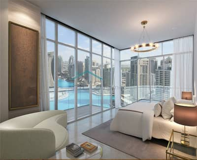 2 Bedroom Flat for Sale in Dubai Marina, Dubai - Stylish waterfront living | Inquire today