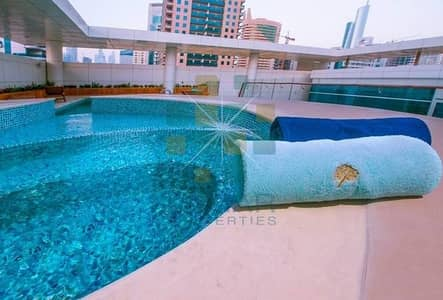 Hotel Apartment for Rent in Dubai Marina, Dubai - Studio All bills included in Dubai Marina - Jannah Place