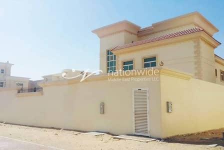 6 Bedroom Villa Compound for Sale in Al Mushrif, Abu Dhabi - Compound of 6 BR Villa - Al Mushrif Area