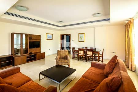 Rent now a fully furnished 3Br apartment