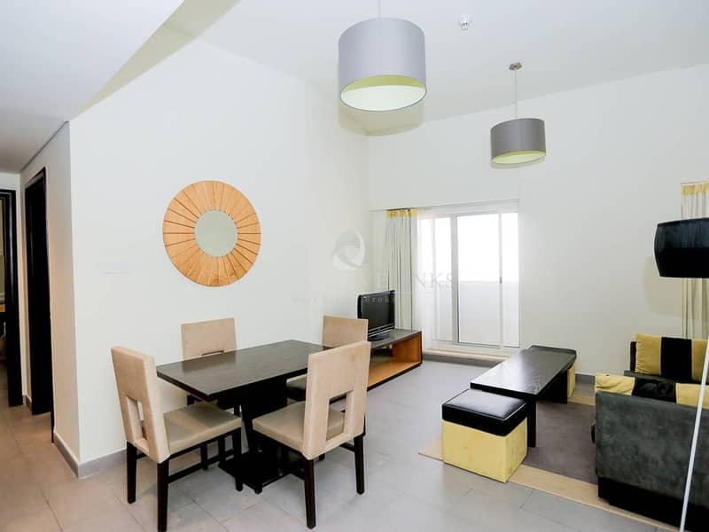 Good layout 2  Bed  Furnished  Apartment