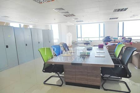 Fitted Office in Prime Business Center A JVC