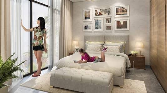 1 Bedroom Hotel Apartment for Sale in Al Furjan, Dubai - AlFurjan sheikh Mohammed bin Zayed Rd