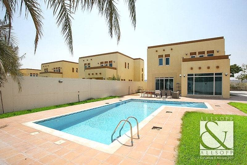 2 Private Pool l Upgraded Flooring | 3 Bed