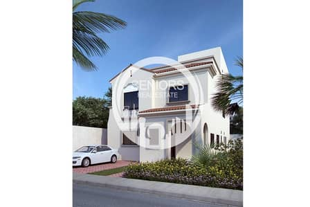 Remarkable 6 BR Villa in Khalifa City A.