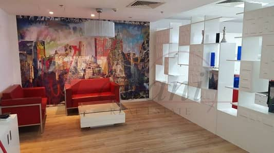 Ready office for sale 1 year payment plan