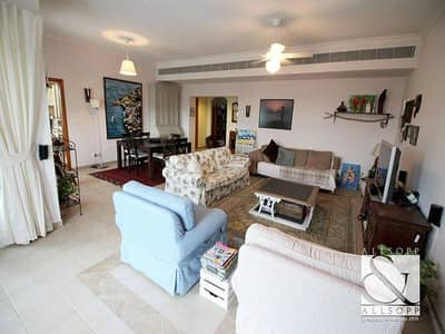 Exclusive | 3 Bed Plus Maids | Pool View