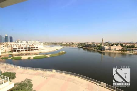 Large 3 Bed Duplex Apartment | Full Lake View