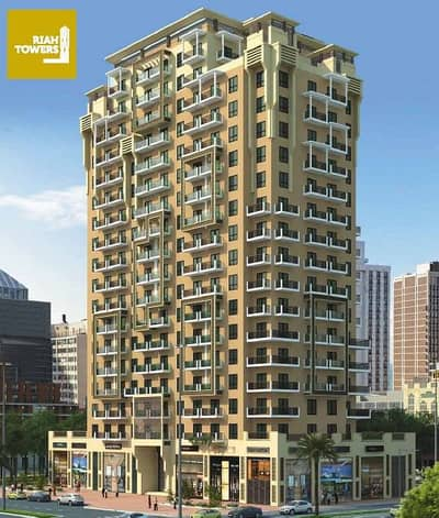 SALE: READY APARTMENTS: PAY 5% & MOVE IN remaining in installments