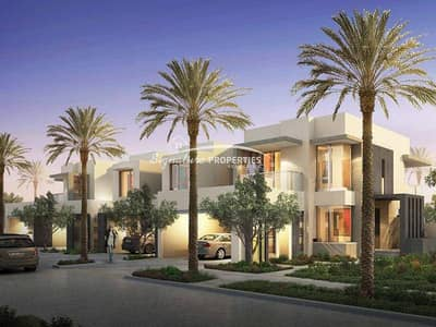 5 Bedroom Townhouse for Sale in Jumeirah Village Circle (JVC), Dubai - Corner villa next to pool with huge plot
