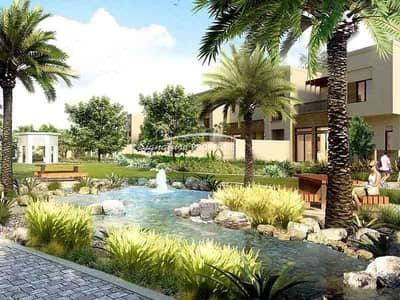 4 Bedroom Townhouse for Sale in Town Square, Dubai - 4BR Corner huge plot facing park and pool