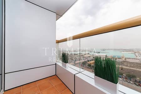 Full Sea View 1BR Apt Elite Residence Dubai Marina