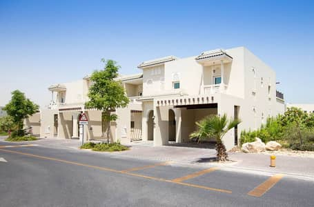 READY VILLA ! Pay 5% and move in TODAY ! 4% DLD fee waiver villas and townhouses in Al Furjan !