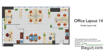 Office Layout 14