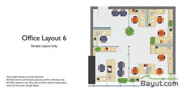 Office Layout 6
