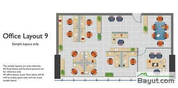 Office Layout 9
