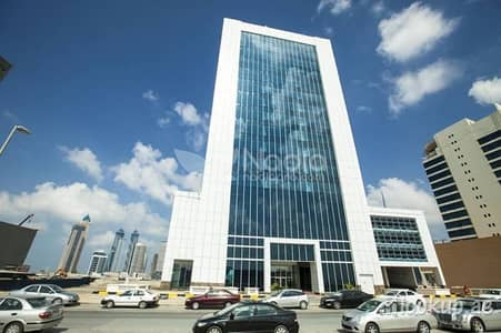 Fitted Office Space | Semi-Furnished | Oxford Tower