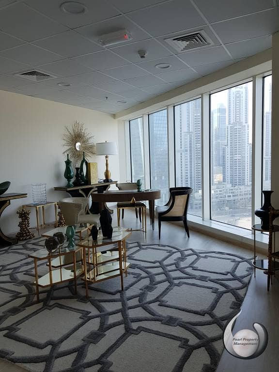 OFFICE SPACE AVAILABLE IN BURLINGTON TOWER (BUSINESS BAY)