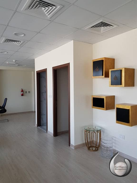 12 OFFICE SPACE AVAILABLE IN BURLINGTON TOWER (BUSINESS BAY)