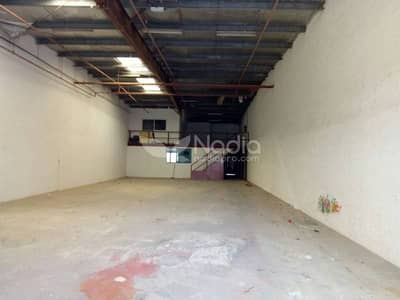 Commercial Warehouse | Fitted Space | Al Quoz Industrial 1