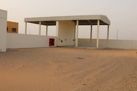 Industrial Land for Rent in Emirates Industrial City, Sharjah - land for rent in hanno Sharjah