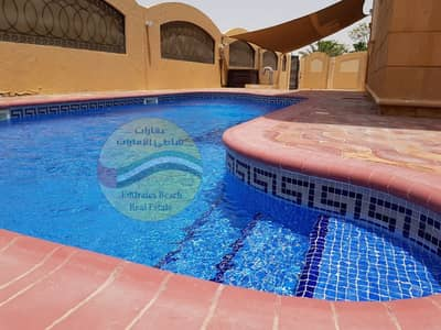 5 Bedroom Villa for Rent in Shakhbout City (Khalifa City B), Abu Dhabi - High Quality Villa w/ 5 Master Villa in Shakbout City
