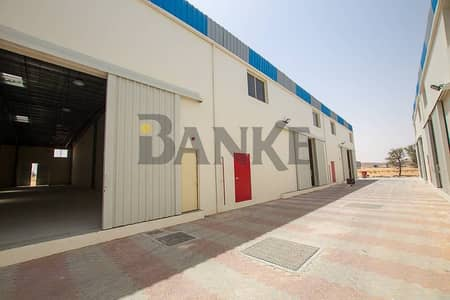 Warehouse for Rent in Emirates Modern Industrial Area, Umm Al Quwain - 107