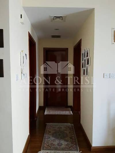 Furnished 1bedroom Garden  view  980 AED