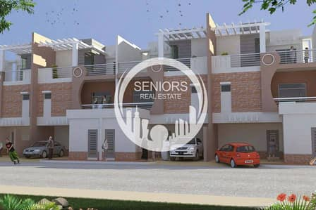 6 Bedroom Villa Compound for Sale in Mohammed Bin Zayed City, Abu Dhabi - Vacant for sale 6 Villa Compound in MBZ