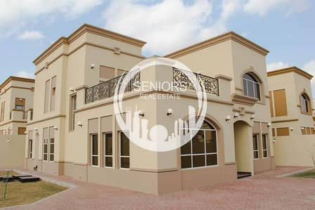 6 Bedroom Villa Compound for Sale in Khalifa City A, Abu Dhabi - Compound with 3 Villas in Khalifa City A