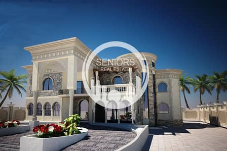 6 Bedroom Villa for Sale in Mohammed Bin Zayed City, Abu Dhabi - Huge 6 Bedroom villas with big land areaCompound with 2 huge 6 BR villas in MBZ