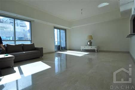 2 Bedroom Flat for Sale in Dubai Marina, Dubai - Vacant very spacious 2 bedroom 2 parkings plus maid's in The Jewels