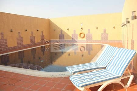 Good offer for 2 BR in Silicon Oasis