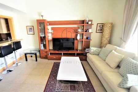 Fully Furnished Type E with Maid's Room