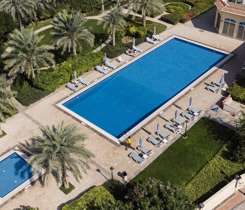 5 4 Bedroom Villa with Swimming Pool in the Community- Layan